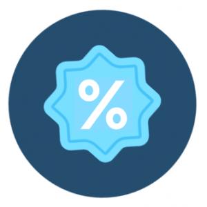 vector-porcentaje-interes